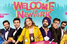 Salman launches 'Welcome To New York' trailer