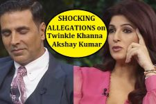 BREAKING NEWS: SHOCKING ALLEGATIONS on Twinkle Khanna- Akshay Kumar
