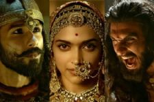 Padmaavat Movie Review: Ranveer-Deepika-Shahid have NAILED it!
