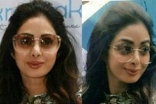 Sridevi's miserable lip job! Watch the video