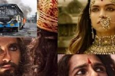 It's terrorism: Bollywood on bus attack over 'Padmaavat'