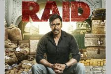 Watch Now: The Gripping Trailer of Ajay Devgn starrer 'RAID'