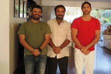 Anand Kumar amazed with Hrithik's first look from Super 30
