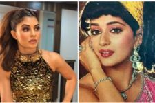 My version of 'Ek do teen' tribute to Madhuri Dixit: Jacqueline
