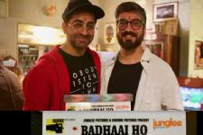 First schedule for 'Badhaai Ho' wrapped up