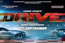 Sushant - Jacqueline starrer 'Drive' to release on September 7
