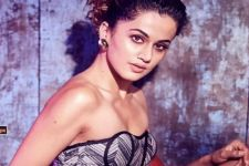 I make the first move to break the ice with my co-star: Taapsee