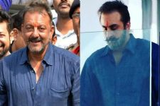 Sanjay Dutt's biopic trailer to be out in May?
