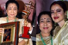 Asha Bhosle conferred Yash Chopra memorial award