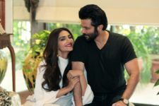 Sonam Kapoor's BEHAVIOR towards Daddy Anil Kapoor on the sets...