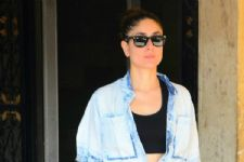 Kareena Kapoor Shows A Cool Way To Take Denim To The Gym