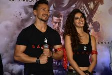 Tiger - Disha's 'Baaghi 2' trailer launched amidst 150 Baaghi's