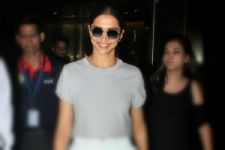Deepika Padukone In This Outfit Spells 'I Don't Want To Dress Up'