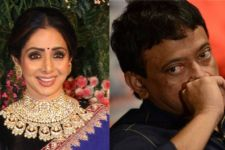 RGV has hurled ABUSES on God, called him B*****D for KILLING Sridevi