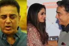 Kamal Haasan BREAKS DOWN while speaking about Sridevi: Video Below