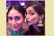 Sonam Kapoor: Kareena Kapoor is very secure and my favourite co-star