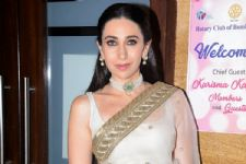 Karisma Kapoor Goes Back To Her Staple Style