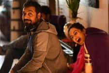 Taapsee Pannu finds a New Workout Partner in Anurag Kashyap