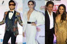 Get Smitten By Ranveer-Deepika, SRK-Gauri And Many More...