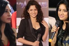 Ankita Lokhande, Deepika Singh, Pooja Chopra at Expandables Awards