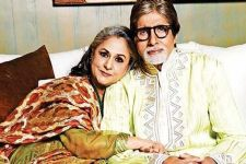 Jaya Bachchan: He (Big B) has pain because of heavy costumes