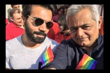 Hansal Mehta is in awe of actor Rajkummar Rao