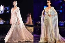 Radhika Apte took the Ramp by STORM with her White Sheer Gown