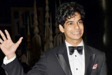 Ishaan lost weight for debut film