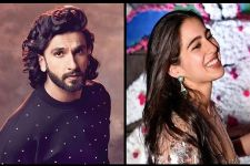Not Priya Varrier but, Sara Ali Khan opposite Ranveer Singh in Simmba