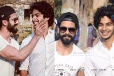 Ishaan Khattar reveals an unknown fact about Brother Shahid Kapoor