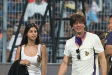 #Stylebuzz: SRK's Little Girl, Suhana Khan's Sporty Yet Chic IPL Look
