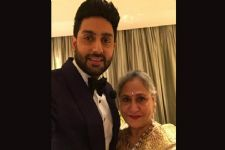 Happy Birthday Ma...says, Abhishek Bachchan