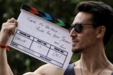 See Photo: Meet the Best Student of the Year - Tiger Shroff!