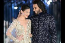 Alia Bhatt is touched with Ranveer Singh's special post!