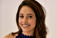 You Won't Stop Staring At Nushrat Bharucha Clad In A Sexy Blue Dress