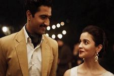 Alia Bhatt and Vicky Kaushal, shares some details on 'Raazi'