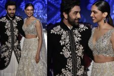 Ranbir- Deepika were a FIRE on the Ramp: BREATH-TAKING pics below