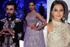 Deets On All The Razzmatazz From Manish Malhotra's Fashion Show