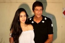 Chunkey Pandey speaks on daughter Ananya's dream debut, SOTY 2