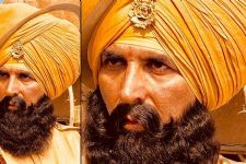 Akshay Kumar starrer KESARI's set turns into ashes