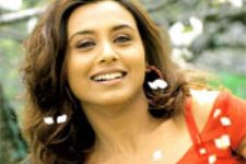 My dad is now improving, says Rani Mukerji
