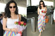 Shraddha Kapoor's Airport Look is all about being Cool in Chappals