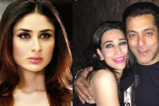 It's NOT Kareena BUT Salman who tops Karisma's List