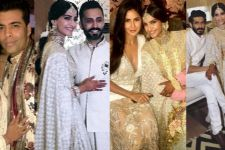 Sonam-Anand's Mehendi Party is all about GLAMOUR & GLITTER