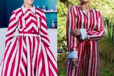 Sonam Kapoor Or Huma Qureshi; Who Wore The Candy Stripes Better?