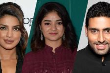 Is Zaira Wasim playing a daughter of Junior Bachchan & PeeCee in?