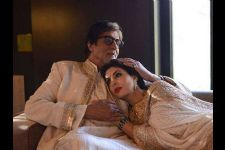 See Pic: Big B gets EMOTIONAL about his first born, Shweta Bachchan