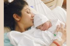 Shilpa Shetty's FIRST pic with her Newborn: When she became a MOM