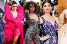 5 Bollywood actresses who ROCKED their red carpet looks at Cannes 2018