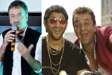 Rajkumar Hirani EXPLAINS why he hasn't come up with third Munna Bhai